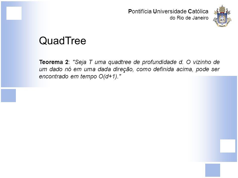 Pontifícia Universidade Católica do Rio de Janeiro Teorema 2: