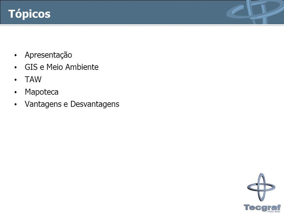 Apresentação O Tecgraf é um dos laboratórios do Departamento de Informática da PUC-Rio.