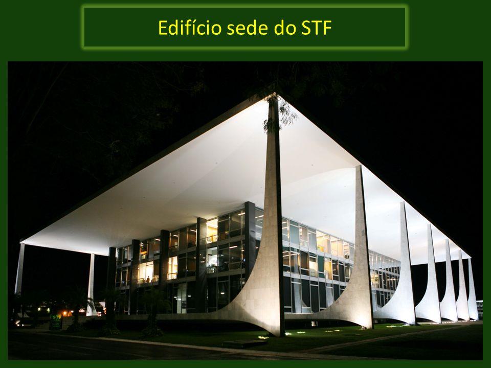 Edifício sede do STF Praça dos Três Poderes - Brasília - DF - CEP 70175-900