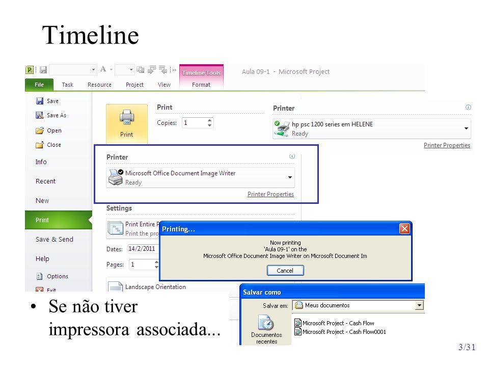 14/31 Campos calculados - acumulados Campos cujos valores podem ser apresentados totalizados por período.