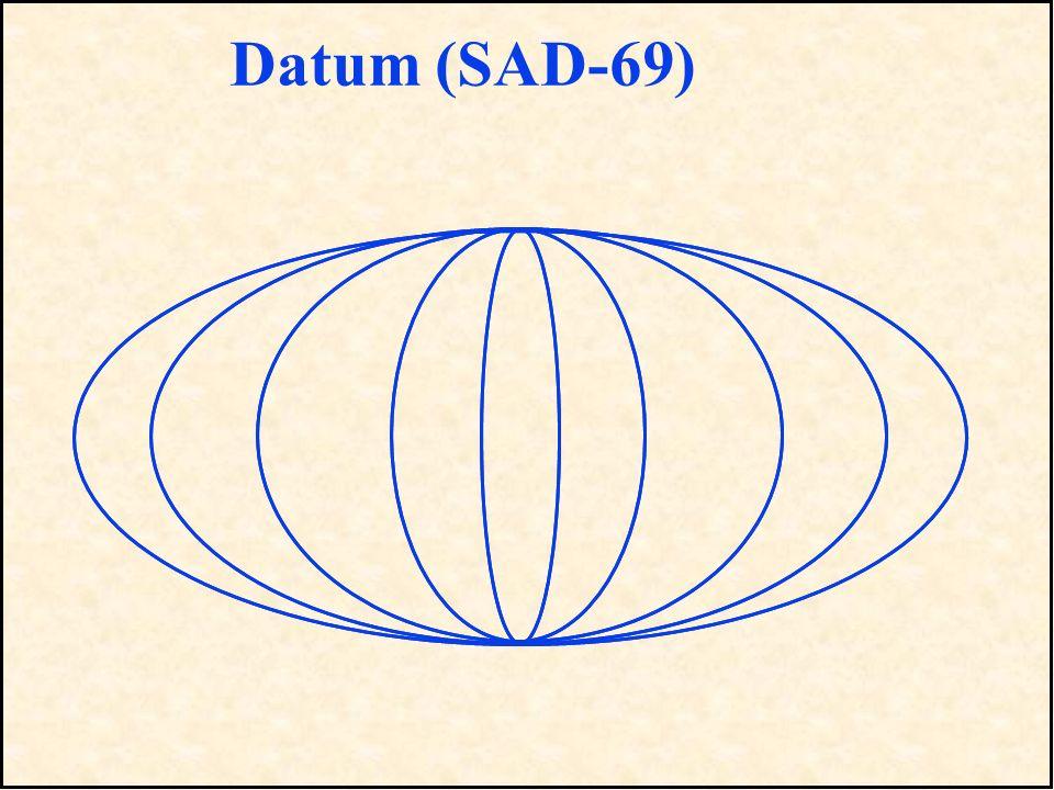 Datum (SAD-69)