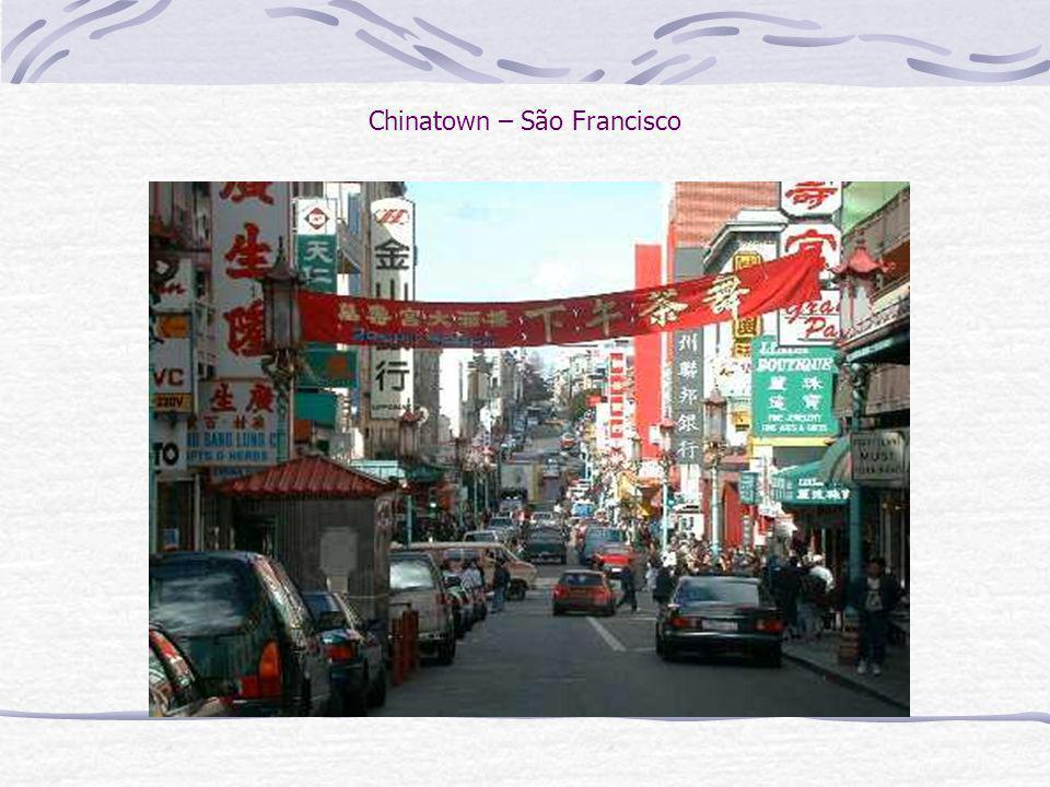 Chinatown – São Francisco