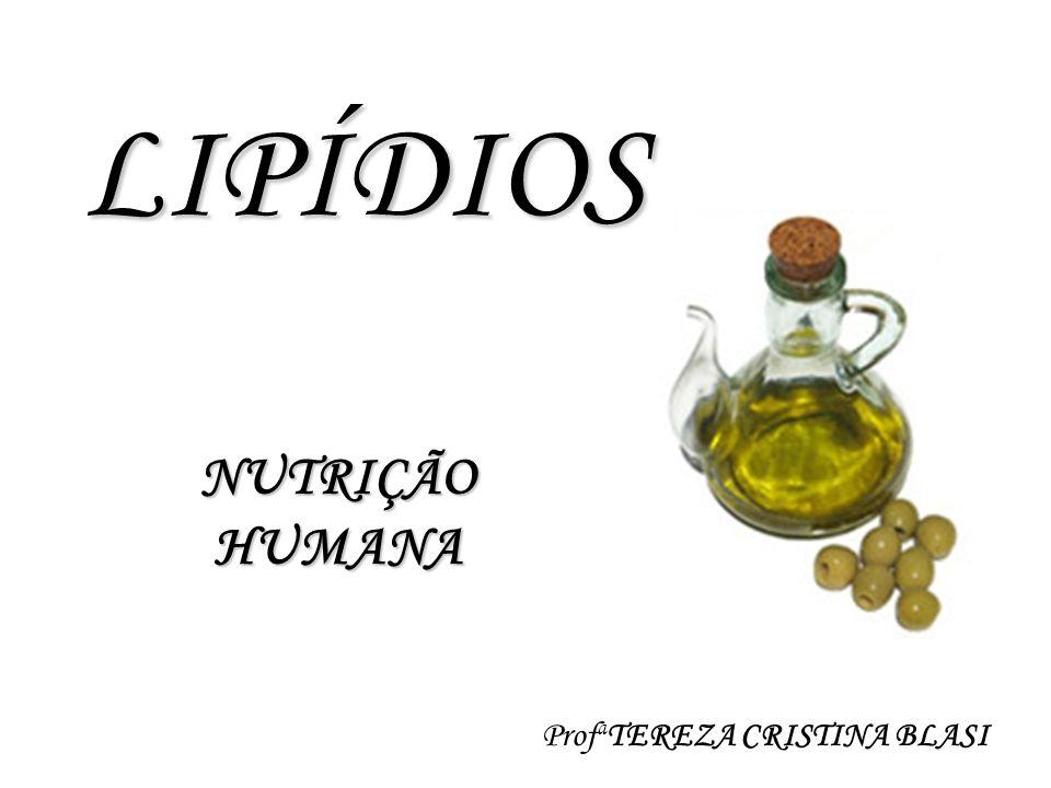 Óleos e Gorduras TRIACILGLICERÓIS São ésteres formados por uma molécula de glicerol que é um álcool, ligado a três moléculas de ácidos graxos.