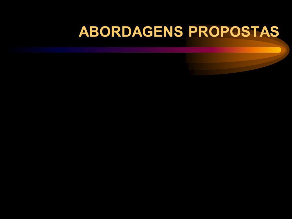 ABORDAGENS PROPOSTAS