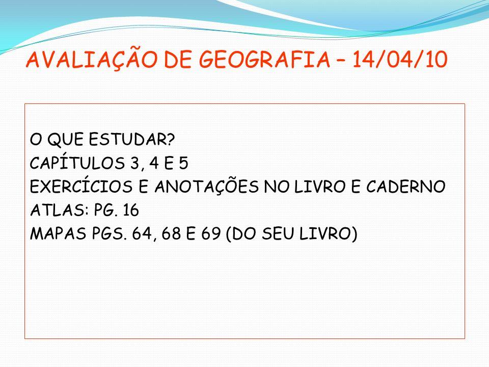 Diversidades do território brasileiro