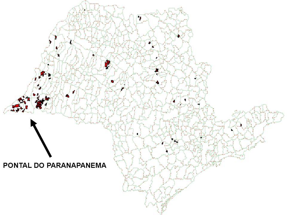 PONTAL DO PARANAPANEMA