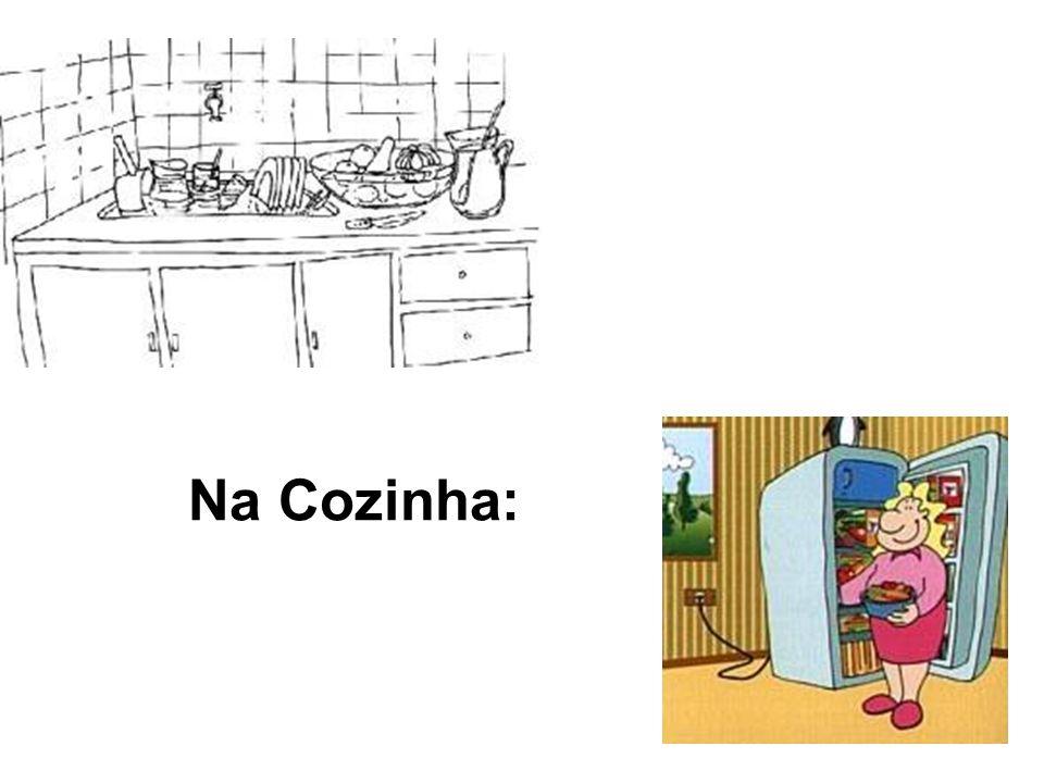 Na Cozinha: