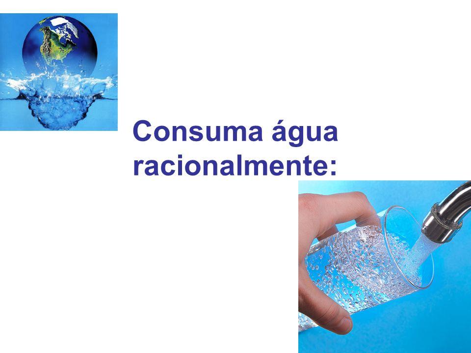 Lava-louças Consumo: Uma lavadoura com capacidade para 44 utensílios e 40 talheres gasta 40 litros.