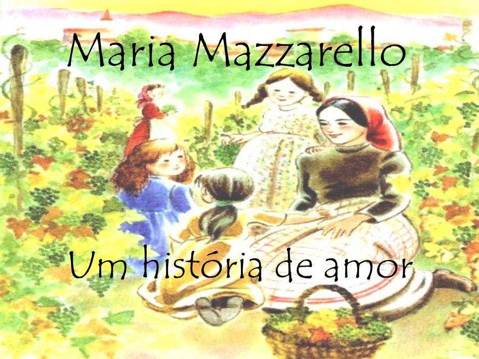 Maria Mazzarello Um história de amor