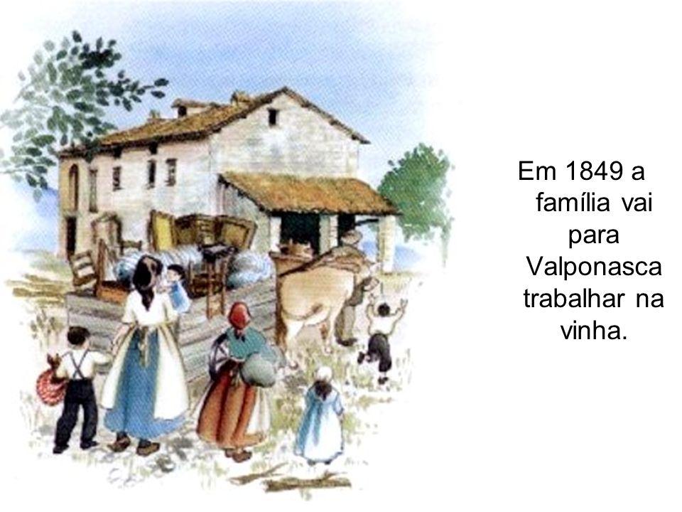 1858 Main completa 21 anos.Sua casa foi assaltada, os ladrões levaram todo o dinheiro da família.
