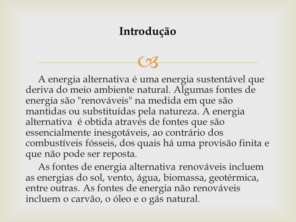 A obtenção de energia ocorre através do aproveitamento do potencial hidráulico de um rio.