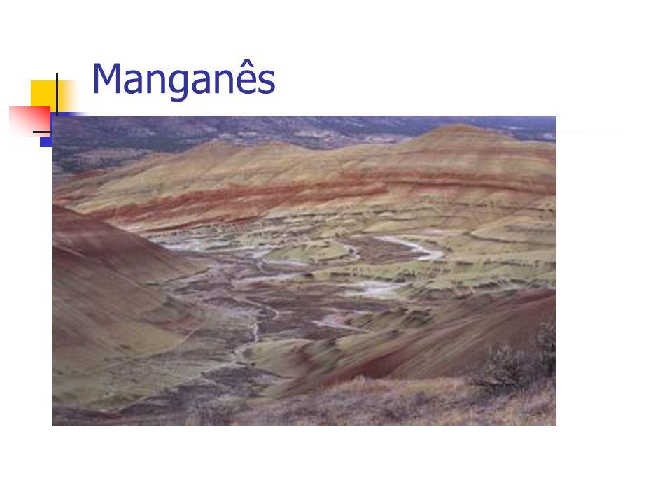 Manganês