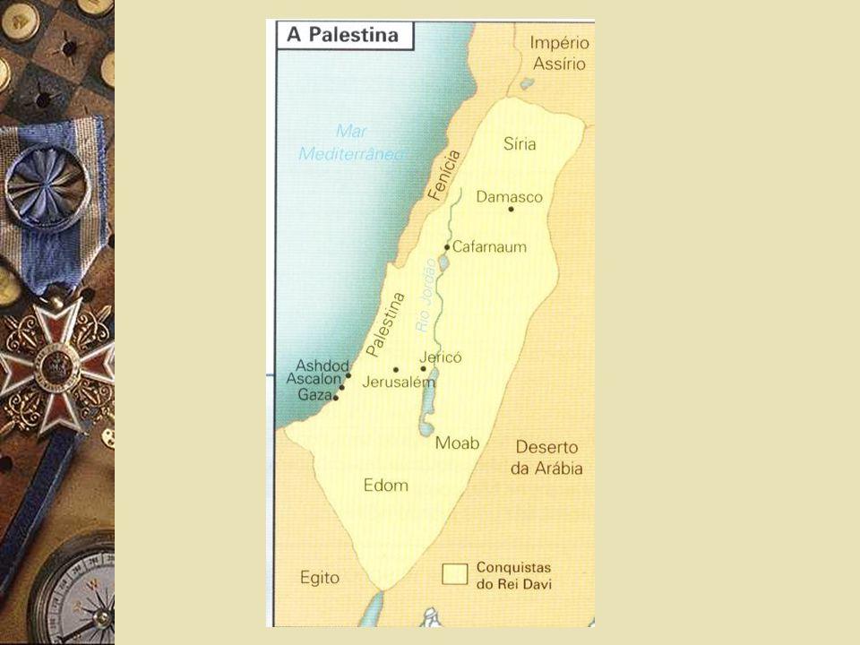 A DIÁSPORA No ano de 135, o imperador romano expulsou os judeus da Palestina.