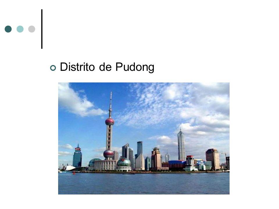 Distrito de Pudong