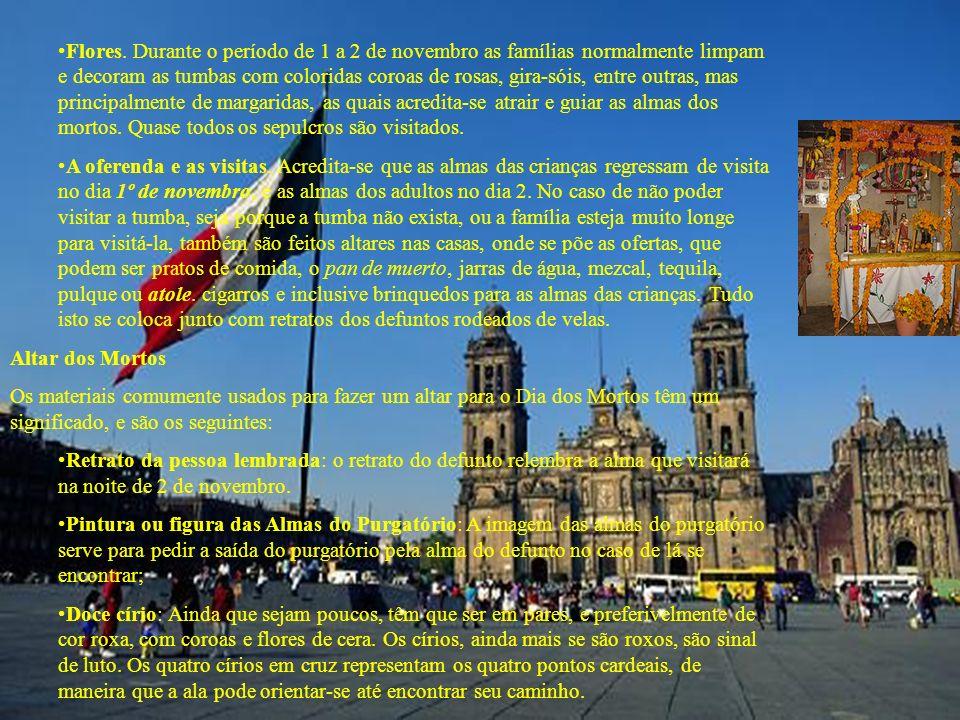 Curiosidades A cidade do México foi fundada sobre o Lago de Texcoco.