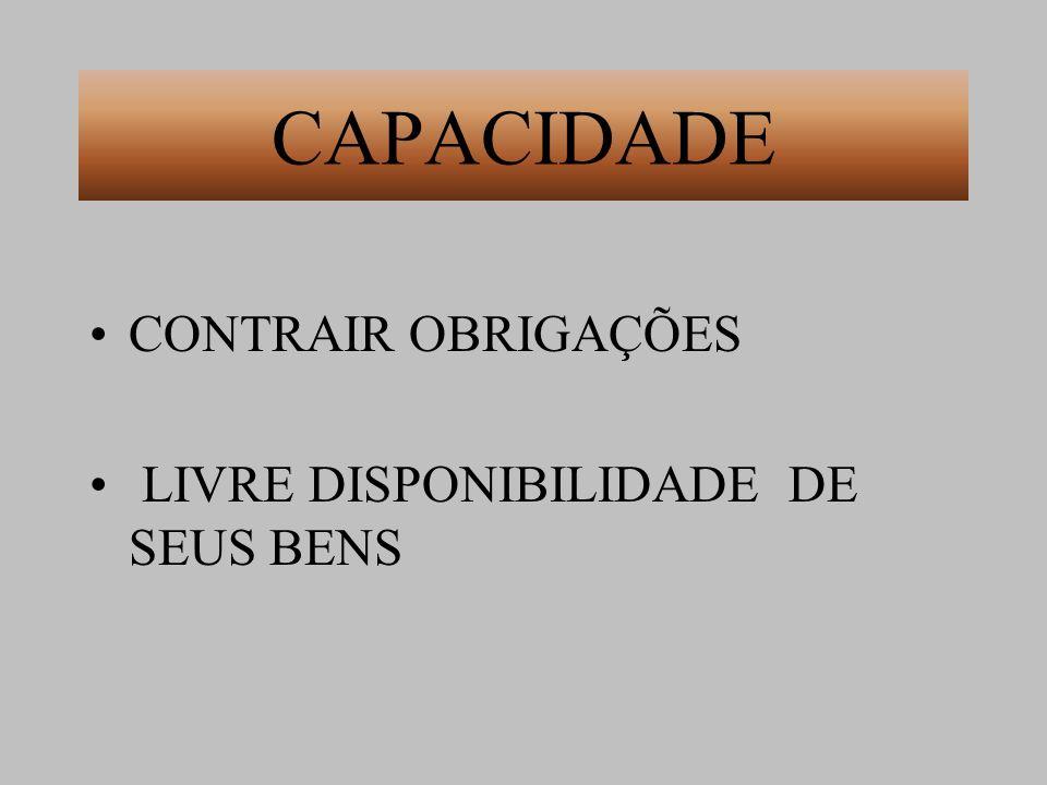 INADIMPLEMENTO DO DEVEDOR