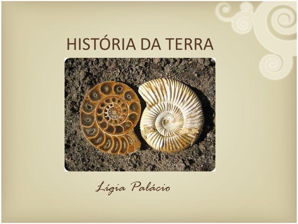 HISTÓRIA DA TERRA Lígia Palácio