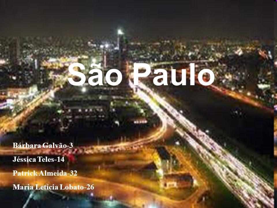 São Paulo Bárbara Galvão-3 Jéssica Teles-14 Patrick Almeida-32 Maria Letícia Lobato-26