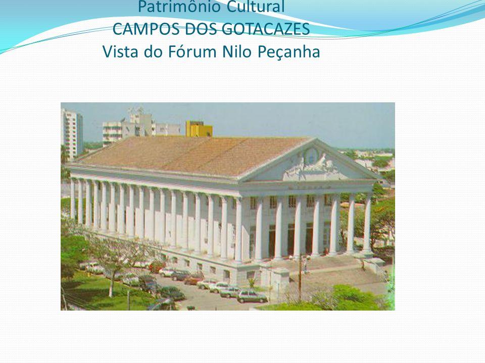 ÁREAS URBANAS PROTEGIDAS A figura mostra uma área protegida. Trata-se de Ouro Preto, uma importante cidade de Minas Gerais desde os tempos da mineraçã