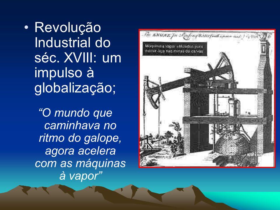 Revolução Industrial do séc.