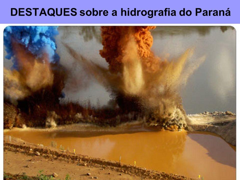 Hidrelétrica de Mauá: maior empreendimento do PAC do governo federal no Paraná, a U.H.E. de Mauá teve a primeira etapa das obras concluídas em Setembr