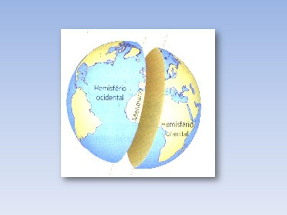 PARALELOS Os paralelos são linhas imaginárias que cortam a Terra paralelamente à Linha do Equador.