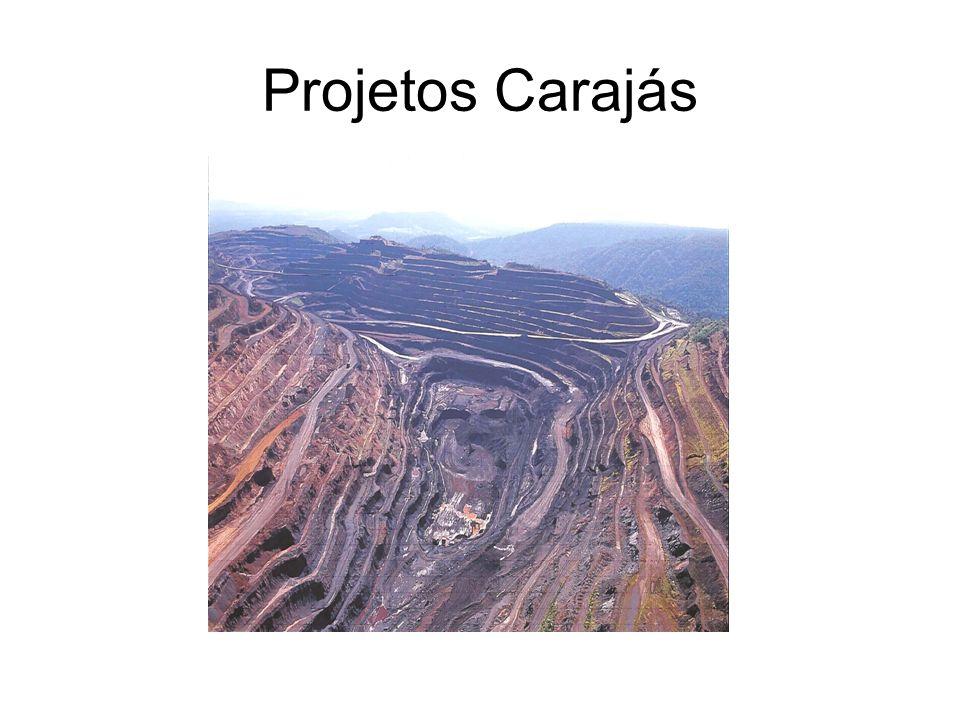 Projetos Carajás