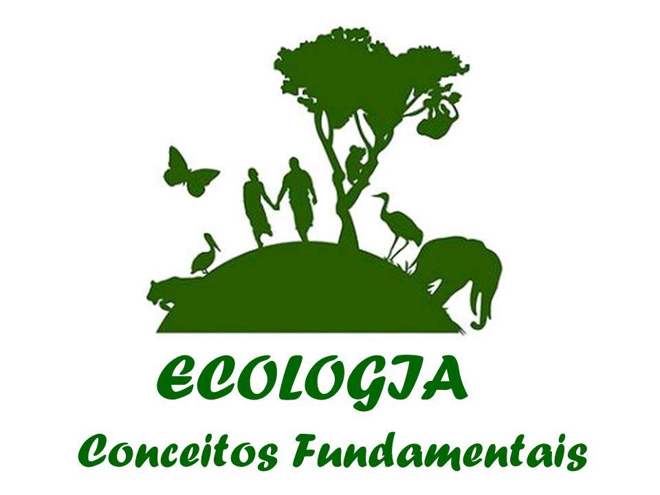 ECOLOGIA Conceitos Fundamentais