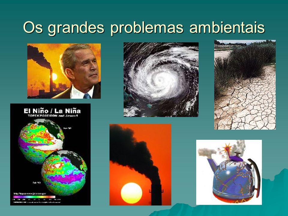 O fracasso da RIO + 10 em 2002 Rio + 10 (Johanesburgo – África do Sul): decisão = ?????????? RIO + 10 = ZERO;