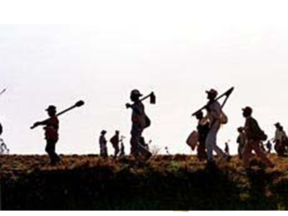 Reforma agrária desapropriação de terras improdutivas ou griladas, por meios legais através da intervenção do Estado, visando sua redistribuição para