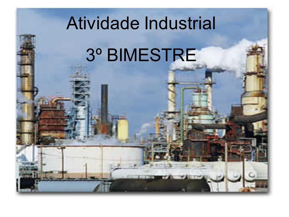 Atividade Industrial 3º BIMESTRE