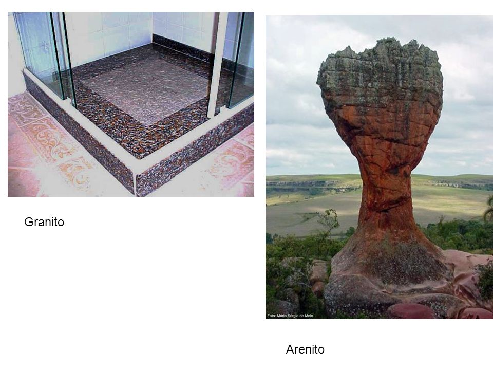 Granito Arenito