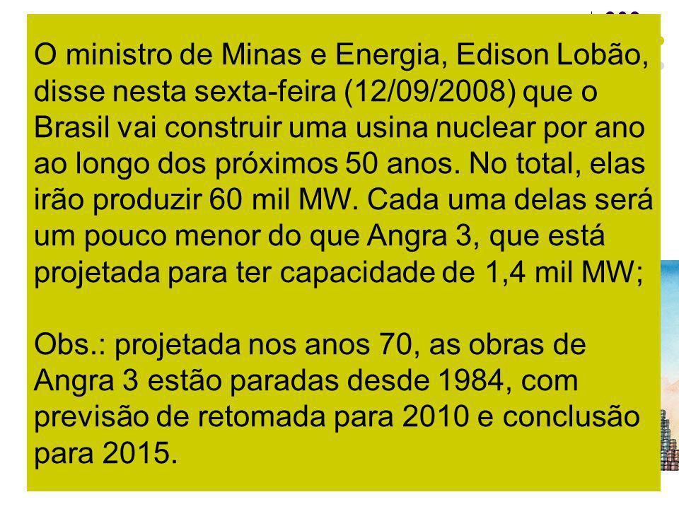 Atualidades 1997: fim do monopólio na exploração de petróleo, determinada pelo governo FHC; 2001: afundamento da maior plataforma de exploração de pet