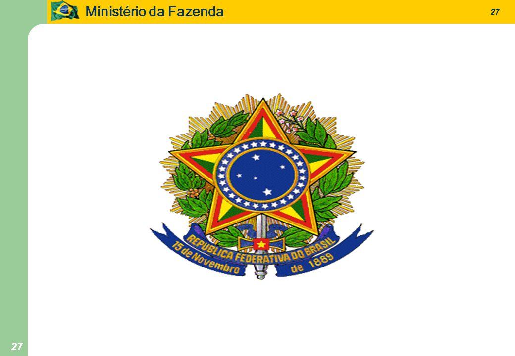 Ministério da Fazenda 27