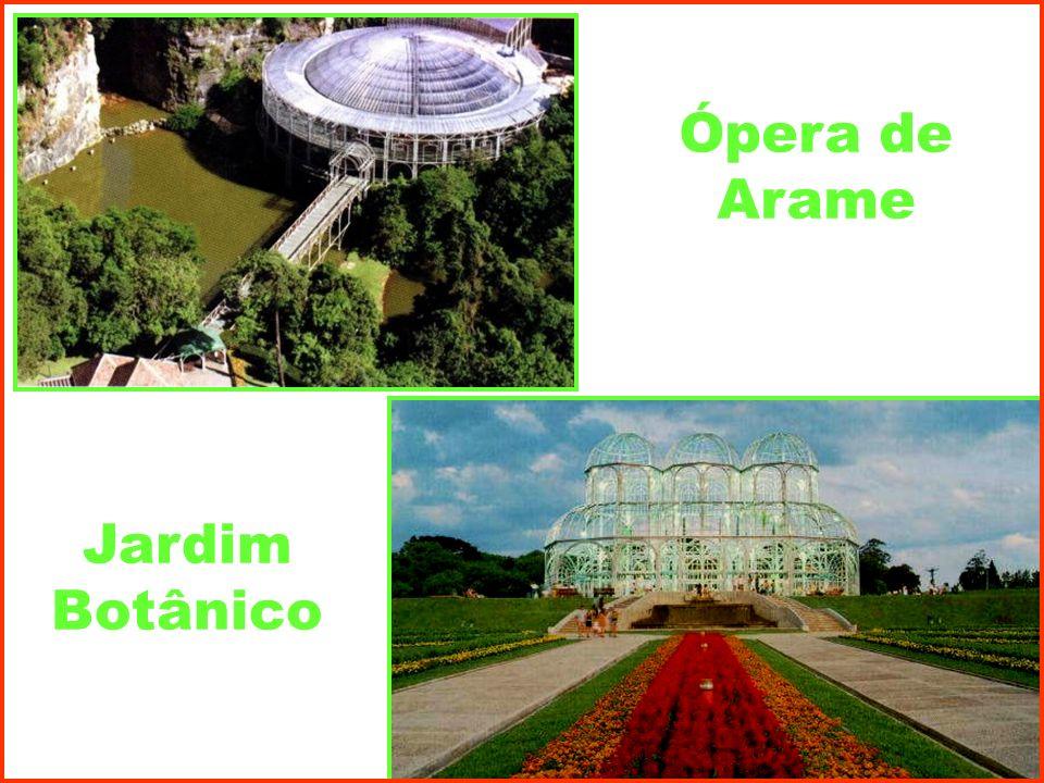 Jardim Botânico Ópera de Arame