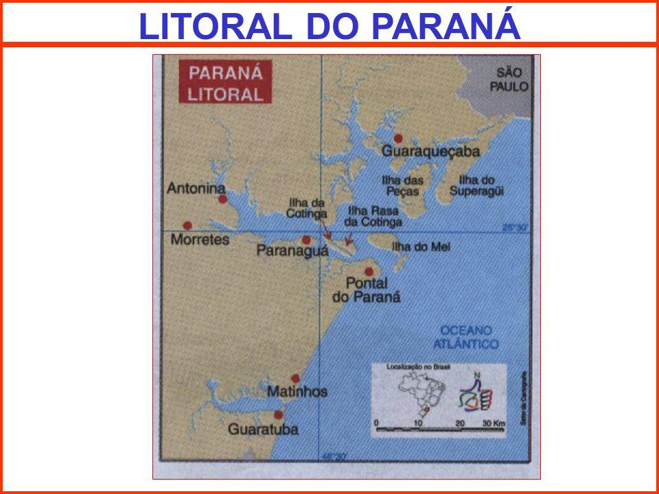 LITORAL DO PARANÁ