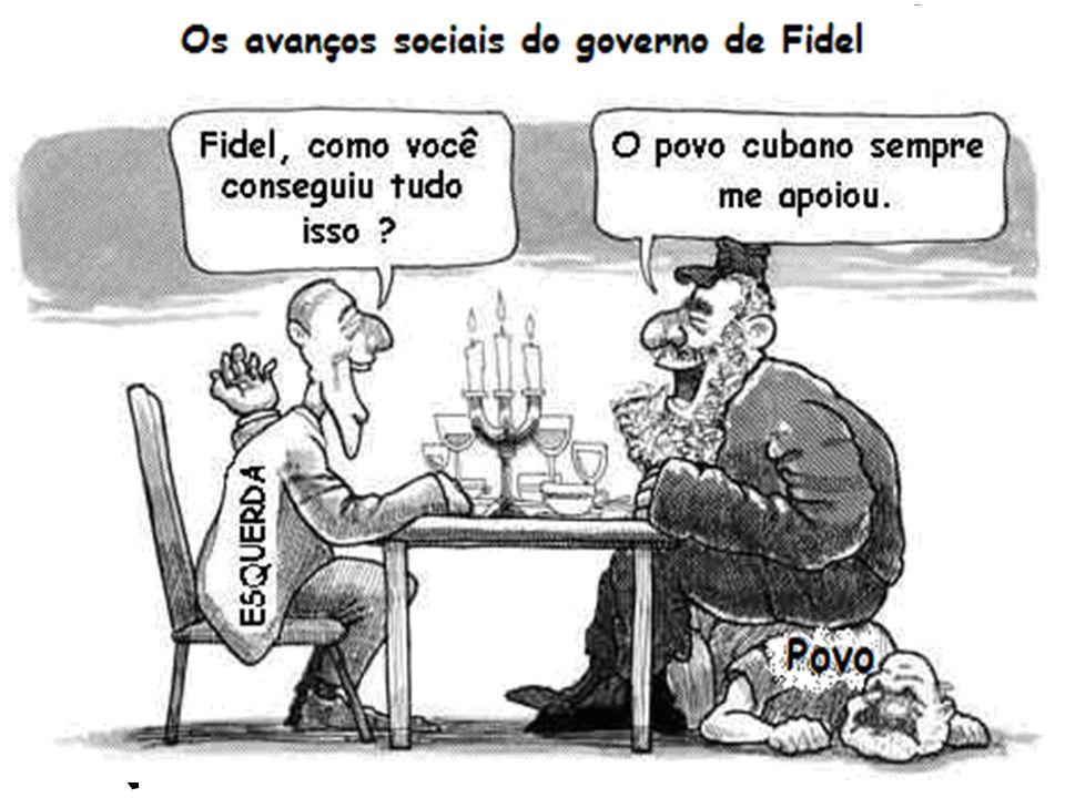 Qual foi o segredo dos avanços sociais de Cuba.