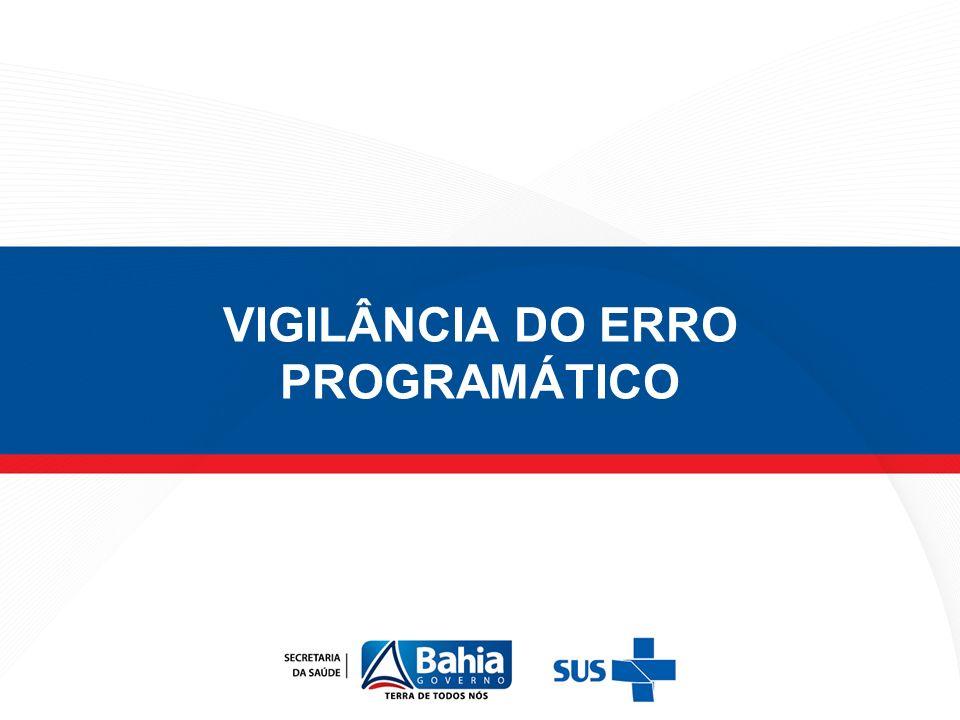 REFLEXÕES E PROPOSIÇÕES GT EAPV– SESAB/DIVEP/CEI MARÇO - 2013