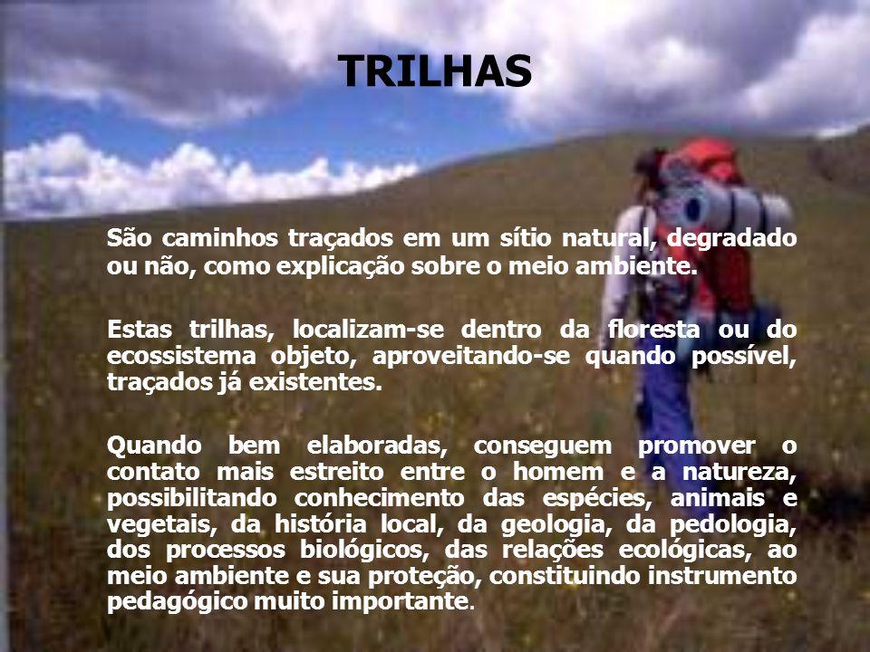 SITES VISITADOS: http://members.nbci.com/ciatrek/dicas.htm http://www.wln.com.br/~helena