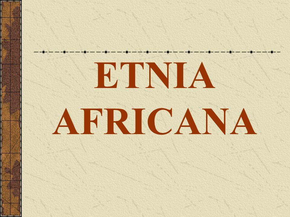 ETNIA AFRICANA
