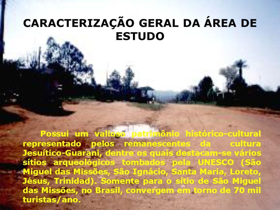 ANTECEDENTES Na década de 70 foi realizada uma comissão tripartite, buscando elaborar um plano de desenvolvimento integrado para a região da Foz do Iguaçu e Missões.