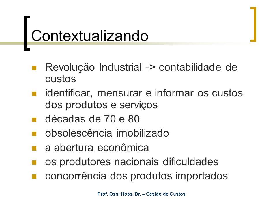 Prof.Osni Hoss, Dr.