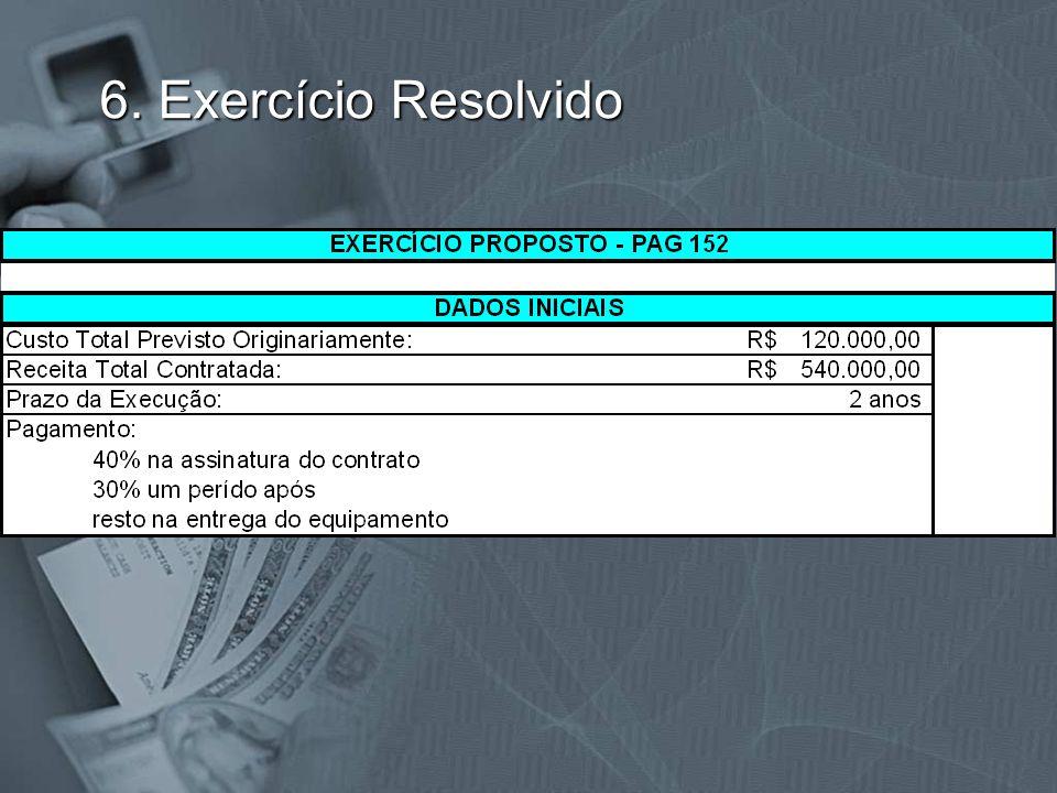 6. Exercício Resolvido