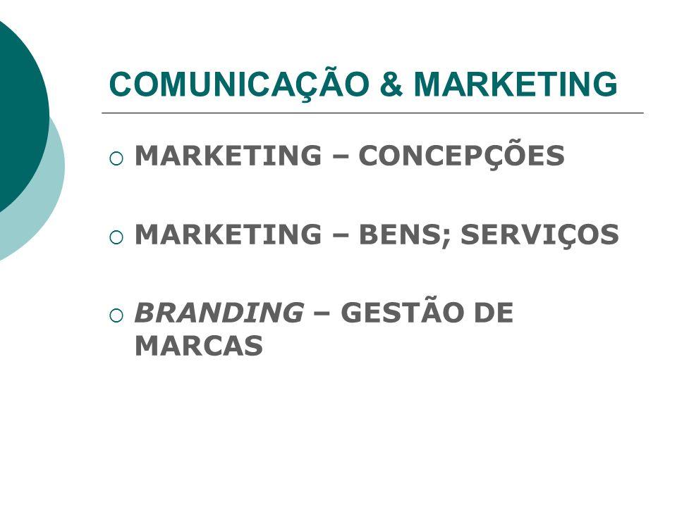 MIX DE COMUNICAÇÃO - SERVIÇOS COMUNICAÇÕES PESSOAIS: venda, serviço de atendimento ao cliente, treinamento, telemarketing, boca-a-boca.