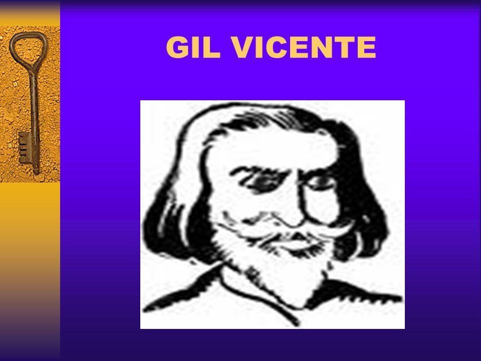 Não se sabe exatamente quando e onde Gil Vicente nasceu.