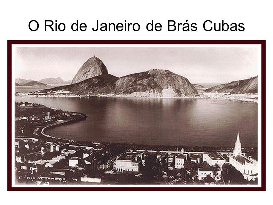 O Rio de Janeiro de Brás Cubas