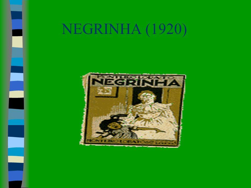 NEGRINHA (1920)