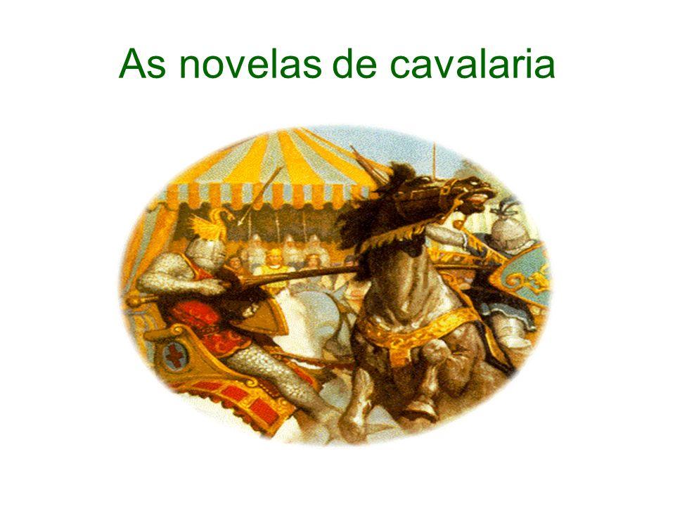 As novelas de cavalaria