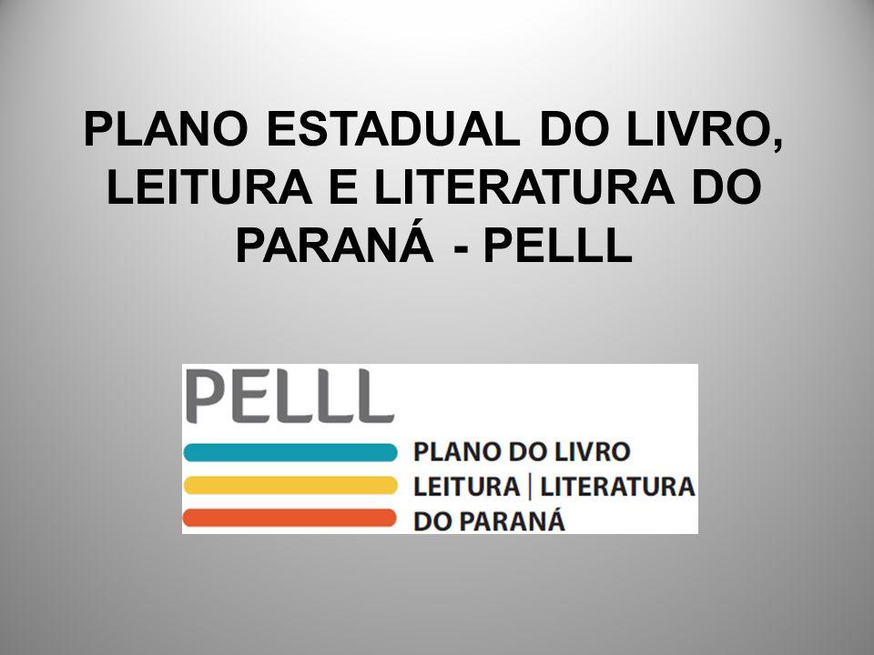 O Plano Estadual do Livro, Leitura e Literatura do Paraná segue os pressupostos básicos do Plano Nacional, assumindo a questão da leitura, da literatura e do livro como uma política de Estado.