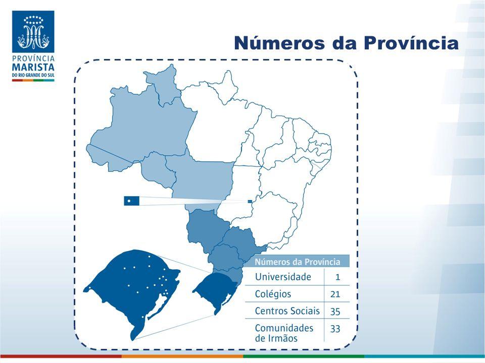 Números da Província
